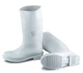 14 inch Womens White PVC Boot - 025-51034X