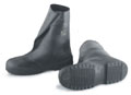 10 inch Black PVC Overboots - 025-86020X
